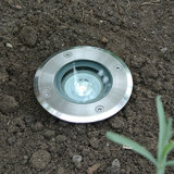 LED grondspot RVS 230v