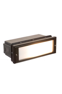 LED Inbouw wandlamp buiten Victoria 1611L