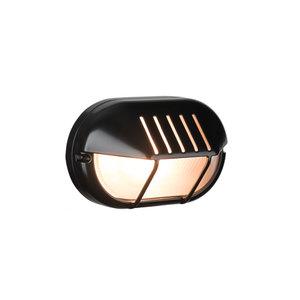 Bulleye buitenlamp zwart 230 volt
