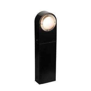 LED Buitenlamp staand 230v zwart