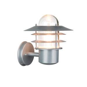 Buiten wandlamp zilver 230v
